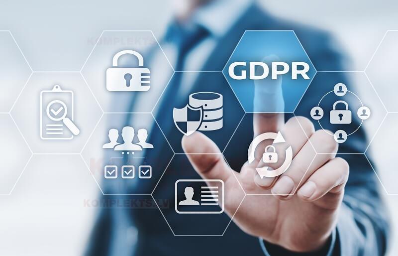 Privātuma politika GDPR
