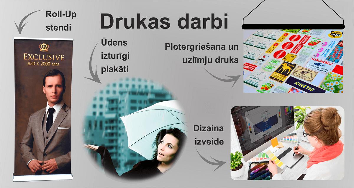 Ātrā druka Rīga
