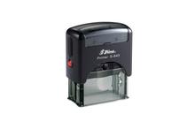 Oriģinālais automātiskais korpuss-turētājs Shiny Printer S-843 (bez klišejas).