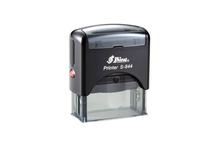 Oriģinālais automātiskais korpuss-turētājs Shiny Printer S-844 (bez klišejas).