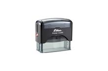 Oriģinālais automātiskais korpuss-turētājs Shiny Printer S-845 (bez klišejas).