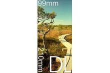 Flajeru druka DL (99 x 210 mm)