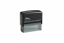 Oriģinālais automātiskais korpuss-turētājs Shiny Printer S-833 (bez klišejas).