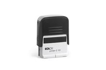 Oriģinālais automātiskais korpuss-turētājs Colop Printer 10 Compact (bez klišejas).