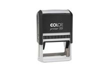 Oriģinālais automātiskais korpuss-turētājs Colop Printer 55 (bez klišejas).