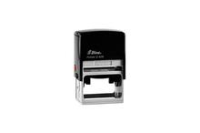 Oriģinālais automātiskais korpuss-turētājs Shiny Printer S-828 (bez klišejas).