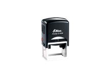 Oriģinālais automātiskais korpuss-turētājs Shiny Printer S-836 (bez klišejas).