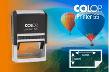 Zīmogs Colop Printer 55, gatavs lietošanai