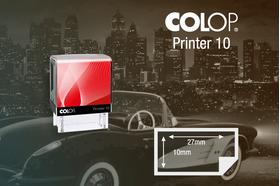 Zīmogs Colop Printer10