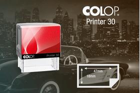 Zīmogs Colop Printer30