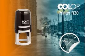 Zīmogs Colop Printer R30