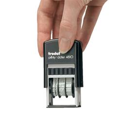 Trodat Mini Printy-Dater 4810