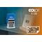 Datumzīmogs Colop S 120 Mini Dater, 4mm, bez klišejas - tikai datums, gatavs lietošanai.